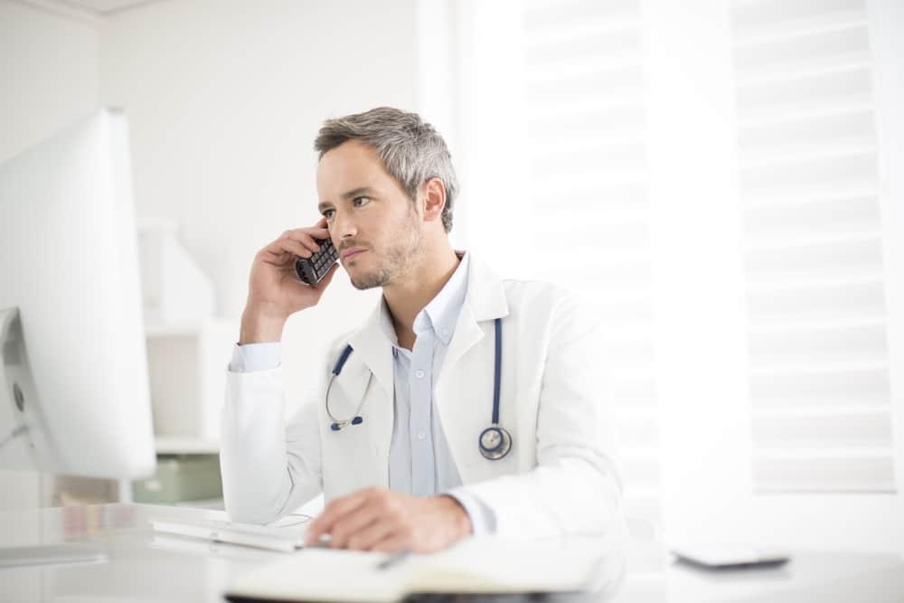 téléphonie IP pour professionnels de santé
