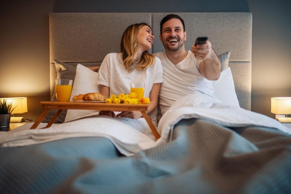 clients hôtel TV connectée