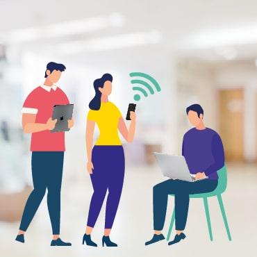 utilisateurs wifi